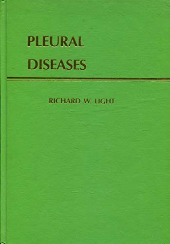 9780812108866: Pleural Diseases