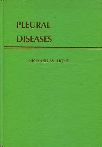 9780812108866: Pleural Diseases