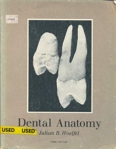 Dental Anatomy: Its Correlation With Dental Health Service