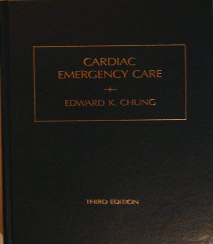 9780812109788: Cardiac Emergency Care