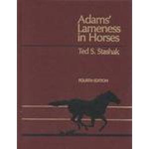 9780812109801: Adam's Lameness in Horses