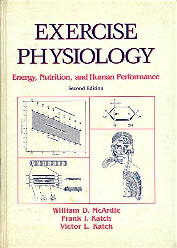 9780812109917: Exercise Physiology: Energy, Nutrition and Human Performance