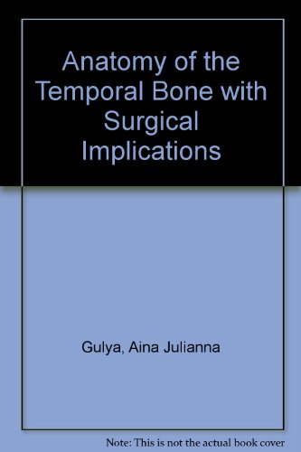 9780812110111: Anatomy of the Temporal Bone With Surgical Implications