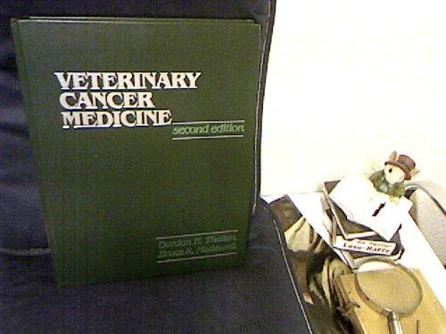 9780812110494: Veterinary Cancer Medicine