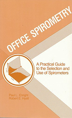 9780812110753: Office Spirometry: A Practical Guide to the Selection and Use of Spirometers