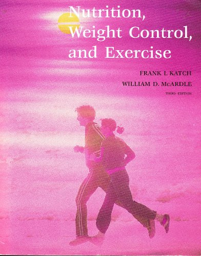 9780812111149: Nutrition, Weight Control and Exercise