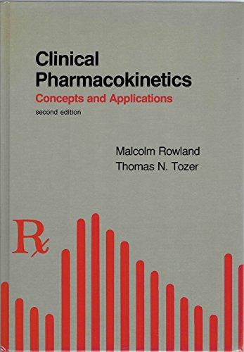 9780812111606: Clinical Pharmacokinetics: Concepts and Applications