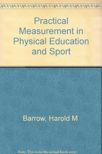 9780812112160: Practical Measurement in Physical Education and Sport