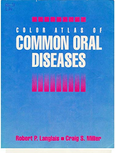 9780812112498: Color Atlas of Common Oral Diseases