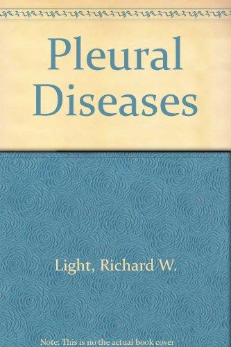 9780812113181: Pleural Diseases