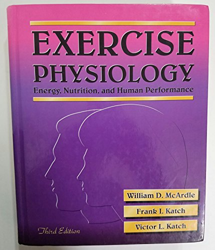 9780812113518: Exercise Physiology: Energy, Nutrition and Human Performance