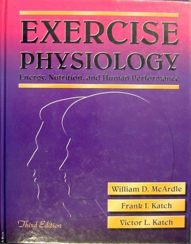 9780812113518: Exercise Physiology: Energy, Nutrition, and Human Performance
