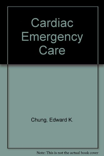 9780812114218: Cardiac Emergency Care
