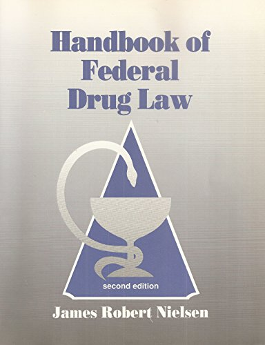 9780812114393: Handbook of Federal Drug Law