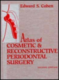 9780812115185: Atlas of Cosmetic and Reconstructive Periodontal Surgery
