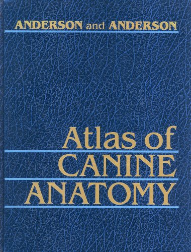 9780812115352: Atlas of Canine Anatomy