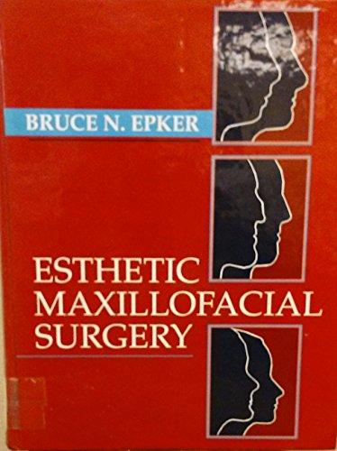 9780812117592: Esthetic Maxillofacial Surgery