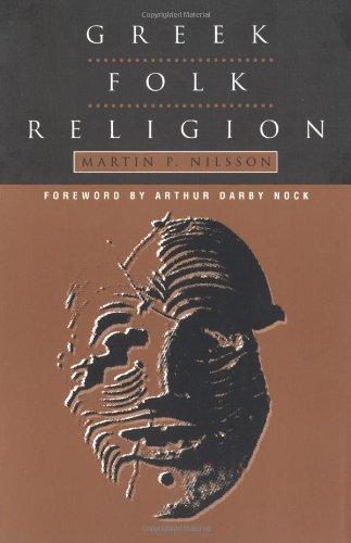 9780812210347: Greek Folk Religion