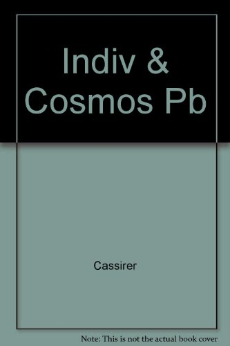 9780812210361: Individual and the Cosmos in Renaissance Philosophy