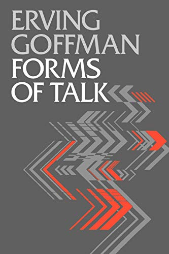 9780812211122: Forms of Talk (Conduct & Communication)