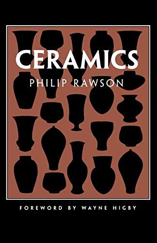Ceramics: Rawson, Philip S.