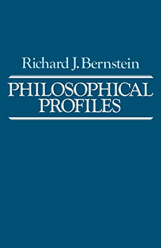 9780812212167: Philosophical Profiles: Essays in a Pragmatic Mode