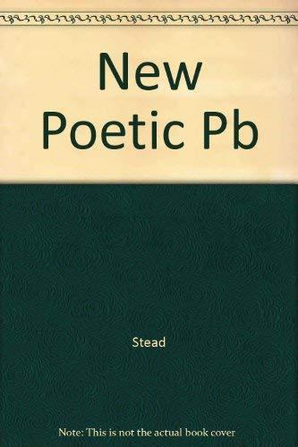 9780812212440: New Poetic Pb