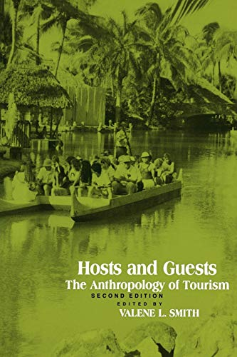 9780812212808: Hosts and Guests: The Anthropology of Tourism
