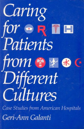 9780812213447: Caring for Patients from Different Cultures: Case Studies from American Hospitals