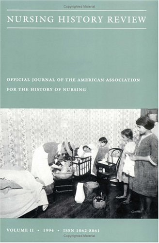 9780812214512: Nursing History Review, Volume 2: Official Journal of the American Association for the History of Nursing