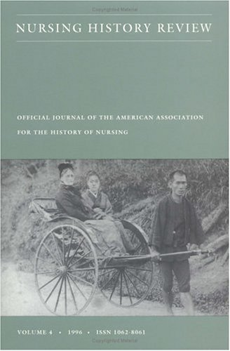 9780812214536: Nursing History Review, Volume 4: Official Journal of the American Association for the History of Nursing