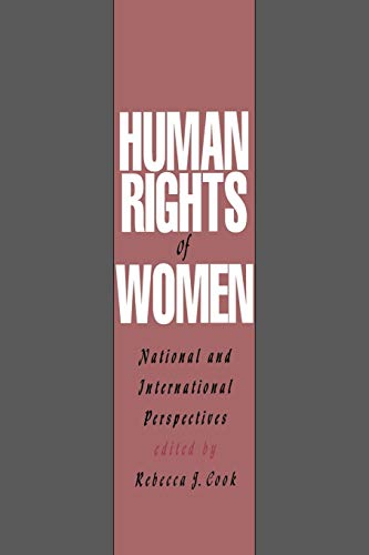 Human Rights of Women: National and International: Rebecca J. Cook