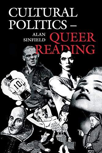 9780812215427: Cultural Politics--Queer Reading (New Cultural Studies)