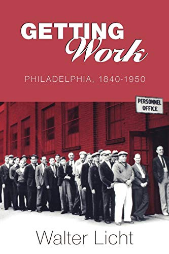 Getting Work 9780812217193 How did working people find jobs in the past? How has the process changed over time for various groups of job seekers? Are outcomes influenced more by general economic circumstances, by discriminatory practices in the labor market, or by personal initiative and competence? To tackle these questions, Walter Licht uses intensive primary-source research—including surveys of thousands of workers conducted in the decades from the 1920s to the 1950s—on a major industrial city for a period of over one hundred years. He looks at when and how workers secured their first jobs, schools and work, apprenticeship programs, unions, the role of firms in structuring work opportunities, the state as employer and as shaper of employment conditions, and the problem of losing work. Licht also examines the disparate labor market experiences of men and women and the effects of race, ethnicity, age, and social standing on employment.
