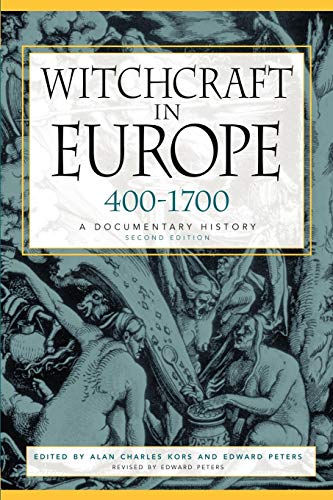 9780812217513: Witchcraft in Europe, 400-1700: A Documentary History (Middle Ages Series)
