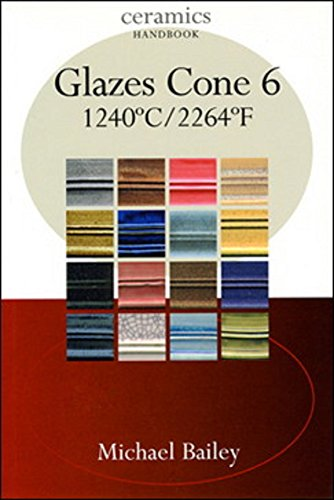 9780812217827: Glazes Cone 6: 1240[Degrees]C/2264[Degrees]F / Michael Bailey. (Ceramics Handbook)