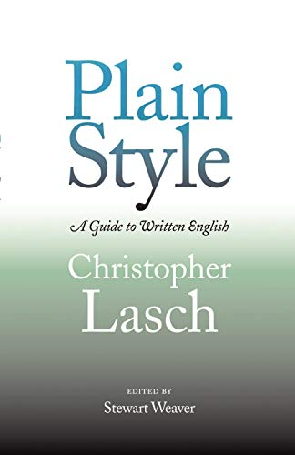 9780812218145: Plain Style: A Guide to Written English