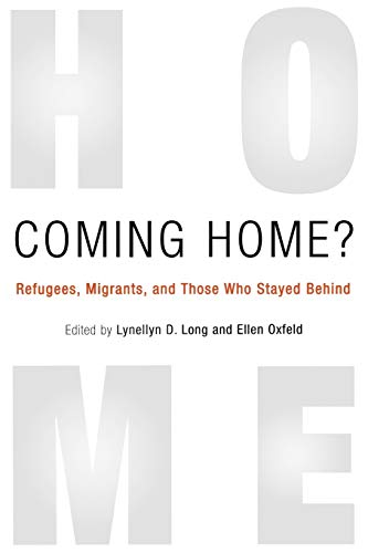 9780812218589: Coming Home?: Refugees, Migrants, and Those Who Stayed Behind