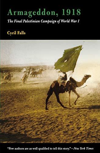 Armageddon, 1918: The Final Palestinian Campaign of: Cyril Falls