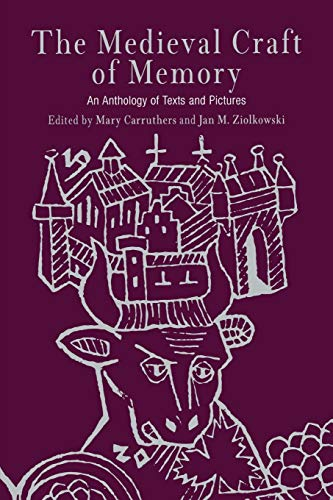 9780812218817: The Medieval Craft of Memory: An Anthology of Texts and Pictures (Material Texts)