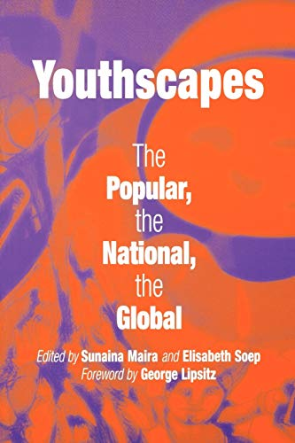 9780812218961: Youthscapes: The Popular, the National, the Global