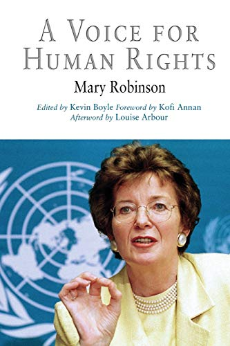 9780812220070: A Voice for Human Rights (Pennsylvania Studies in Human Rights)