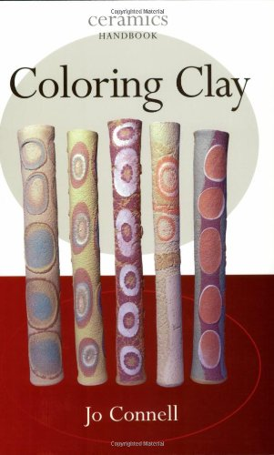 9780812220117: Coloring Clay (Ceramics Handbooks)