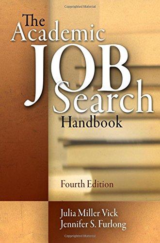 9780812220162: The Academic Job Search Handbook