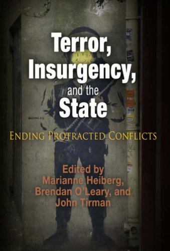 9780812220292: Terror, Insurgency, and the State: Ending Protracted Conflicts