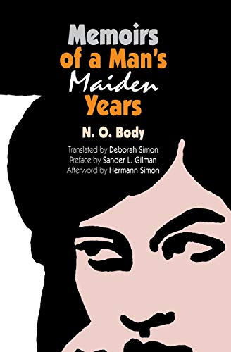 9780812220612: Memoirs of a Man's Maiden Years