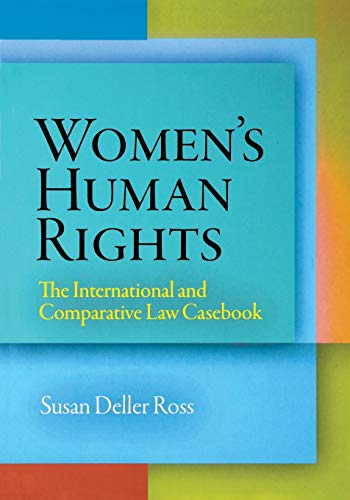9780812220919: Women's Human Rights: The International and Comparative Law Casebook (Pennsylvania Studies in Human Rights)