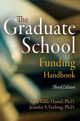 9780812221695: The Graduate School Funding Handbook