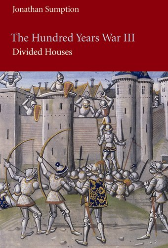 9780812221770: The Hundred Years War, Volume 3: Divided Houses (The Middle Ages Series)