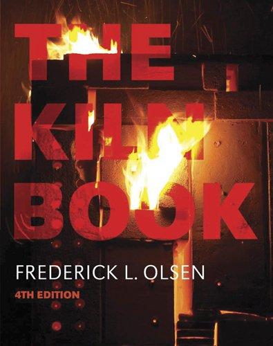 The Kiln Book (Paperback): Frederick L. Olsen
